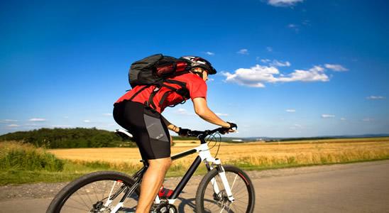 wazektomia a rower