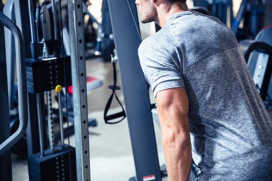 wazektomia a siłownia