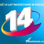 14 lat wazektomii w Polsce