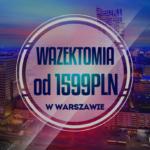 Nowa promocja: wazektomia w Warszawie już za 1599PLN