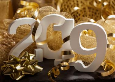 szczęśliwaego nowego roku 2019